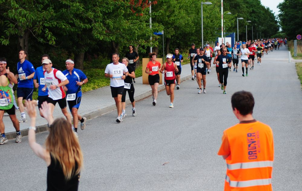 Rostocker Marathonn-Nacht 2010 - im IGA-Park Rostock