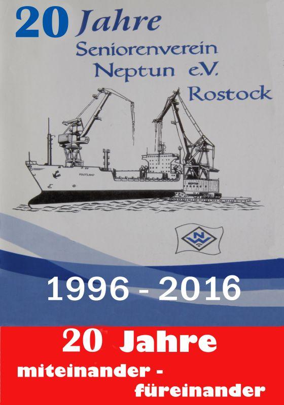 20 Jahre Seniorenverein der Neptunwerft